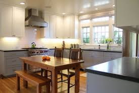 Two Colour Kitchen Cabinets Best Two Tone Kitchen Cabinets Ideas For More Colorful Atmosphere