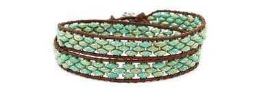 wrap bracelet tutorials images How to make leather wrap bracelets with illustrated tutorial jpg