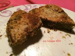cuisiner thon frais du thon frais mariné et grillé recettes de enzo la conque d or