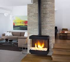 los angeles granite fireplace surrounds family room modern with