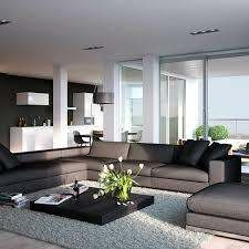 modernes wohnzimmer gestalten 81 wohnideen bilder deko und möbel - Moderne Wohnzimmer
