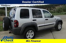used 2006 jeep liberty sport pagosa springs co harbison auto sales