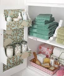 organizing ideas for bathrooms cabinet door storage bins diy bathroom organization ideas