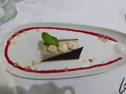la cuisine valence dôme whisky et marrons poire picture of la cuisine valence