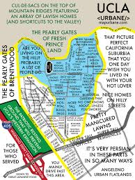 map of ucla ucla cus culture map urbane map store
