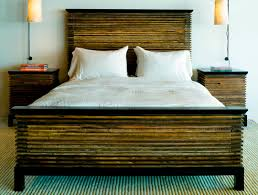 reclaimed wood bed frame ewseuc bedroom pinterest reclaimed