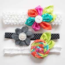 hair bands for diy flower hair bands for and babies simon says st