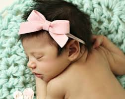 newborn hair bows baby headbands newborn headband headbandbaby girl