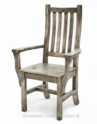 barnwood dining chairs rustic farm chairs cabin dining chairs