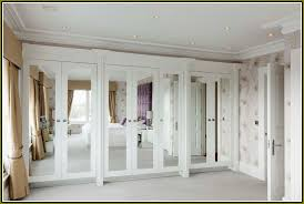 Closet With Mirror Doors Mirror Closet Door Designs Home Design Ideas