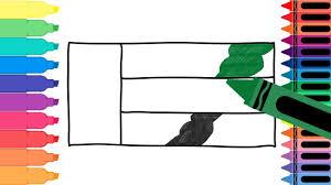how to draw united arab emirates flag drawing the emirati flag