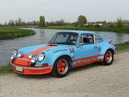 gulf porsche 911 porsche 997 turbo with gulf wrap oz wheels wheels
