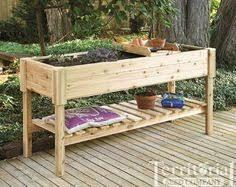 raised herb garden planter jamenagemonjardin com could use this