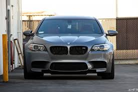 bmw space grey space gray bmw f10 m5 gets modified at european auto source