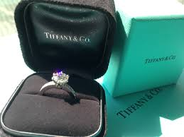 buy tiffany rings images Buying 39 pre owned 39 for engagements national jeweler jpg