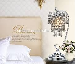 Mini Chandelier Table Lamp The Mini Chandelier Table Lamp Is A Soft Bedside Light For Your