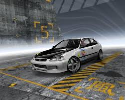 honda civic jdm honda civic jdm by jart need for speed pro street nfscars