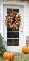 so pretty simple fall door decor french country cottage fall