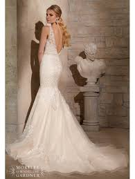 mermaid style wedding dress mori 2715 mermaid style wedding gown gold and ivory