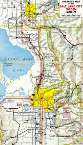210 Freeway Map Utah Aaroads Interstate 15