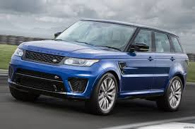 Land Rover Debuts 2016 Range Rover Sport Withnew 380ps Hst Version