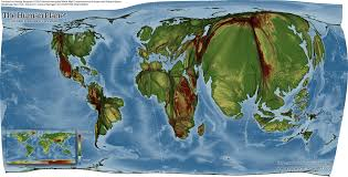 World Map Picture Views Of The World Rediscovering The World