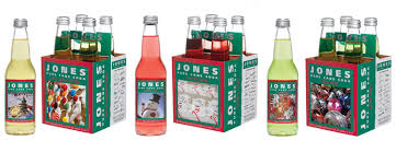 jones soda 2008 packs the green