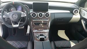 C63 Coupe Interior Benzblogger C63 Amg