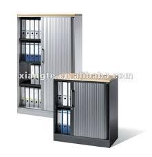 Tambour Door Cabinet Steel Tambour Door Cabinet Roller Shutter Sliding Door Filing