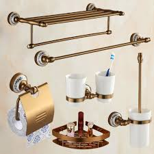 Bathroom Accessories Sets Install Brushed Nickel Bathroom Accessories Sets U2014 The Furnitures