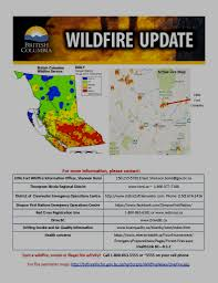 Wildfire Perimeter Map by District Of Clearwater U2013 Wildfire Update From Bc Wildfire July 17