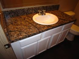 diy faux granite countertop u2026 without a kit for under 60 faux