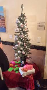 lepage uses christmas tree rubber pigs to condemn legislature s