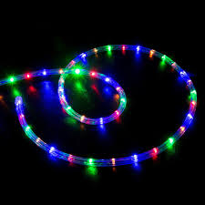 Led String Lights For Patio by 150 U0027 Rgb Multi Color Led Light Home Outdoor Christmas