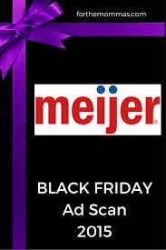 meijer black friday ad 2015 thanksgiving black friday saturday