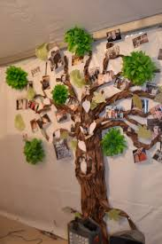 i like the tree on the wall there are many ideas you can do with