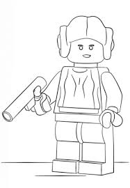 Lego Star Wars Anakin Coloring Pages 2436181
