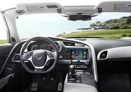 corvette dashboard take a spin in the exceptional 2017 chevrolet corvette
