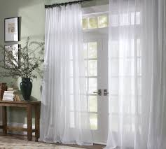 Kitchen Sheer Curtains by Best 25 French Door Curtains Ideas On Pinterest Door Curtains
