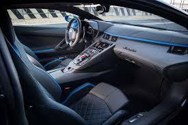 lamborghini 2018 aventador 2018 lamborghini aventador s interior motor trend