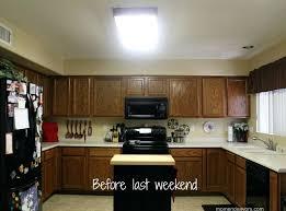fluorescent light not working kitchen fluorescent light fixture kitchen amusing replace