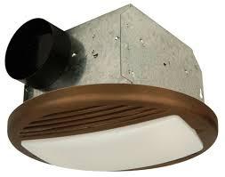 tfv50l bz 50 cfm bathroom exhaust fan light bronze