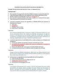 Challenge Explicacion Examen De Recuperación De Seguridad Informática