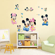 minnie and mickey mouse decal promotion shop for promotional