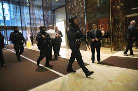 Trump Towers Address Security At Trump Tower Costing Less Than Expected New York Post