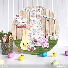 Easter Home Decorations Diy by Diy Easter Home Decor Pebbles Inc
