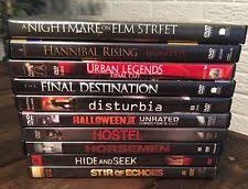 Armchair Thriller Dvd Dvd Lot Thriller Ebay