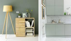 peinture verte cuisine meilleur peinture pour cuisine maison design bahbe com
