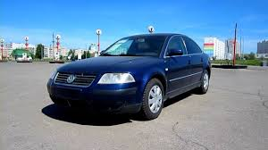 2001 volkswagen passat in depth tour test drive youtube
