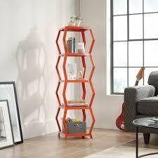 Sauder Ladder Bookcase by Eden Rue Bookcase 419425 Sauder